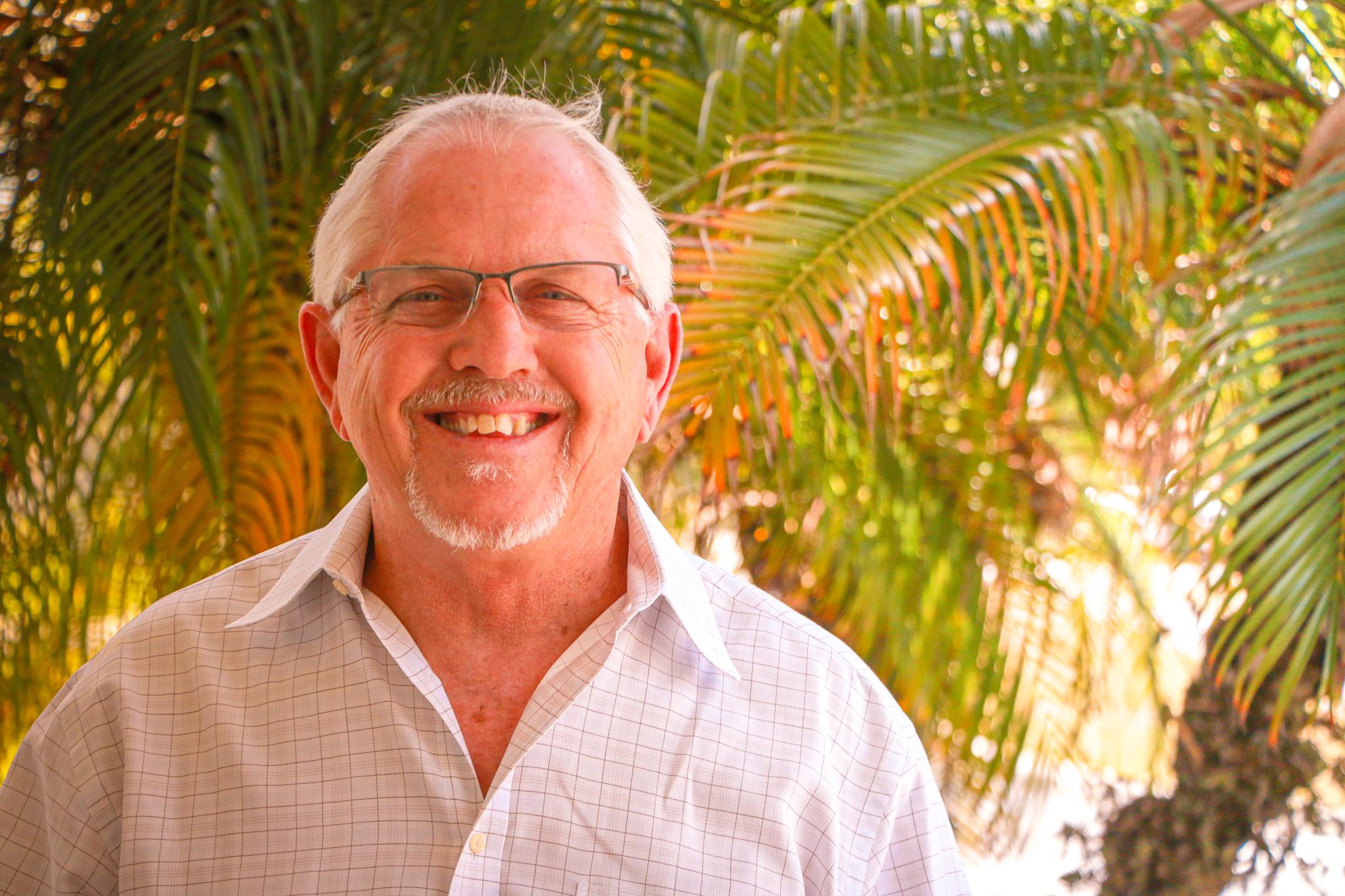 Pastor Greg Davis