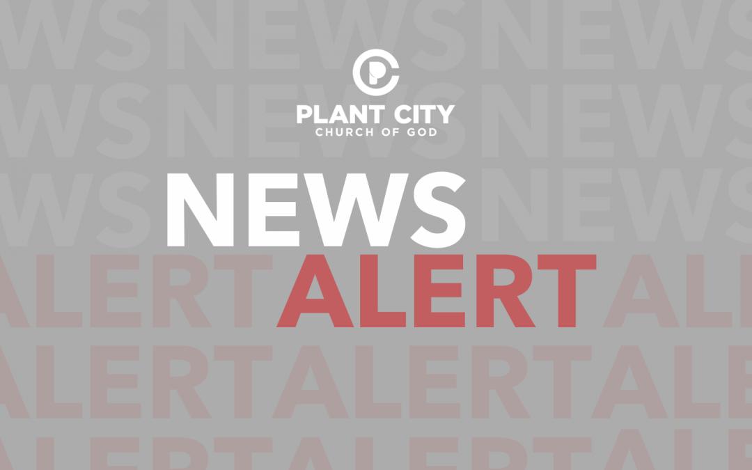 PCCOG News Alert – Coronavirus Update